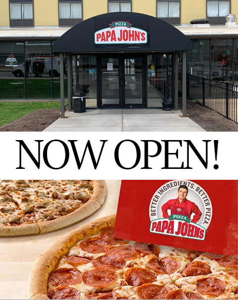 Papa Johns Now Open!